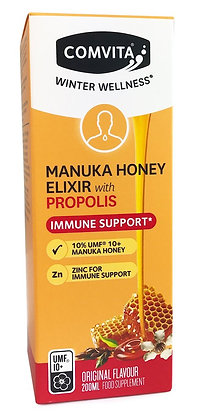 Comvita Winter Wellness Manuka Honey Elixir with Propolis