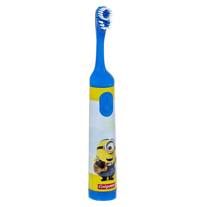 COLGATE® MINIONS™ BATTERY POWERED TOOTHBRUSH
