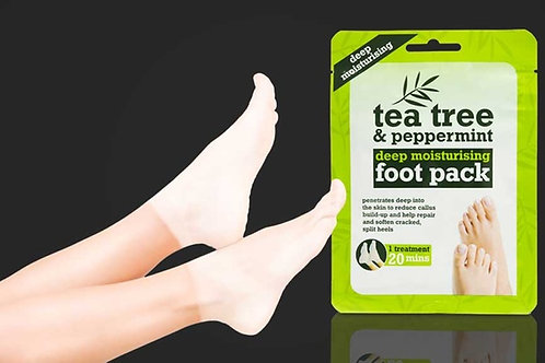 Tea Tree & Pepermint Foot Pack