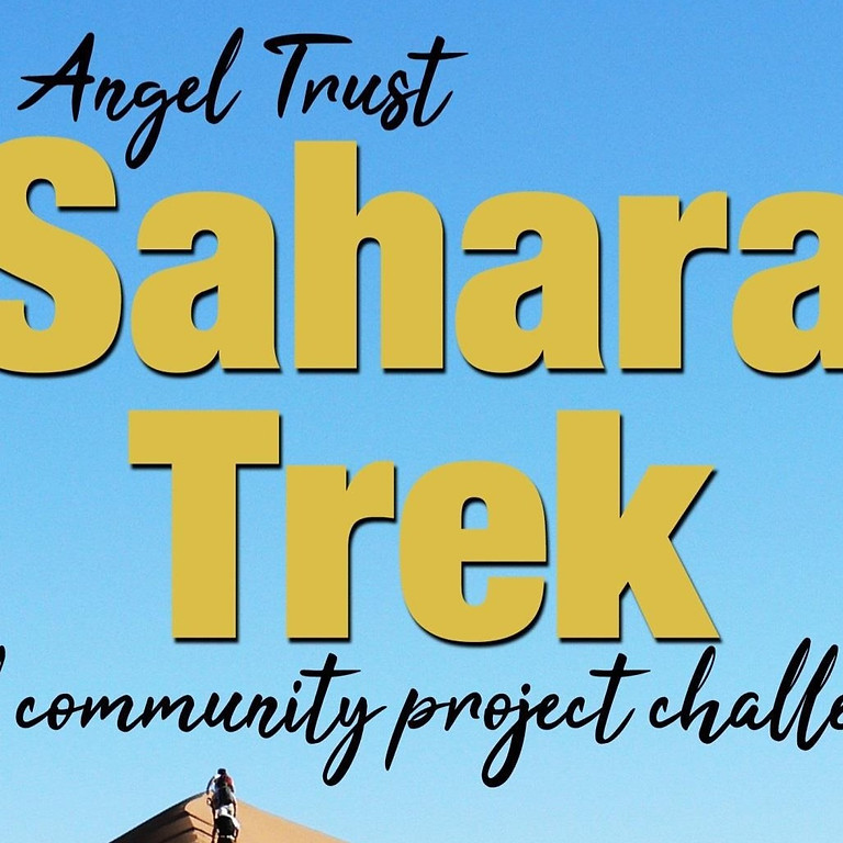 Angel Trust Trek The Sahara 2022