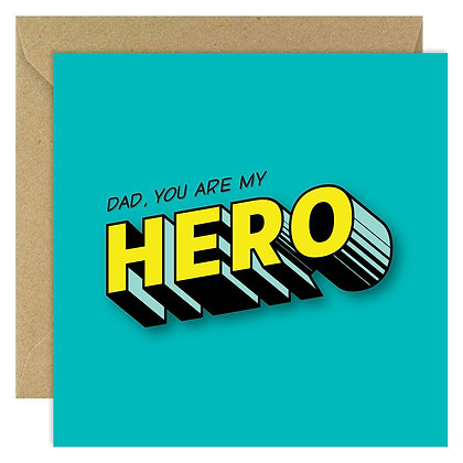 Card - Hero Dad