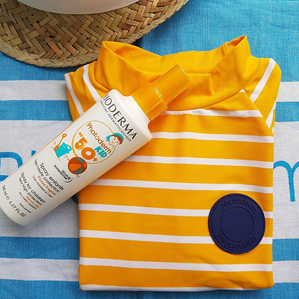 Bioderma  Photoderm KID SPF50+ / FREE Anti-UV Tshirt