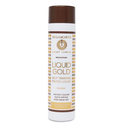 BELLAMAINTIA LIQUID GOLD Self Tanning Tinted Liquid