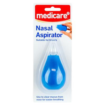 MEDICARE NASAL ASPIRATOR
