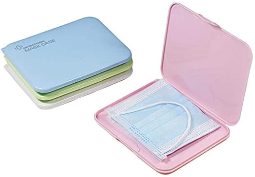 Compact Face Mask Case