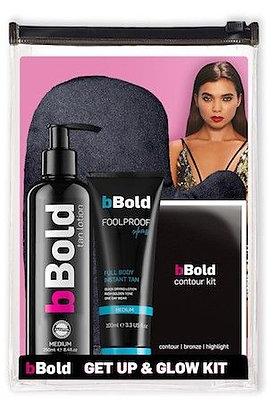 bBold Get Up & Glow Kit Medium