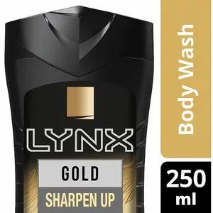 Lynx Gold Oudwood & Vanilla Shower Gel 250ml
