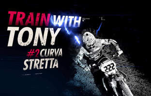 Train with Tony Cairoli