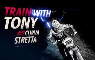 Train with Tony Cairoli