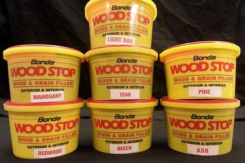 Bonda Wood Stop Wood & Grain Filler 250ml