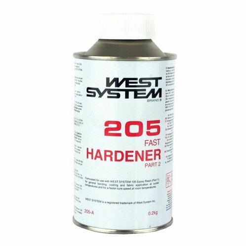 West System 205 Fast hardener
