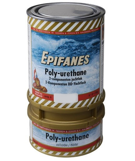 EPIFANES POLY-URETHANE CLEAR