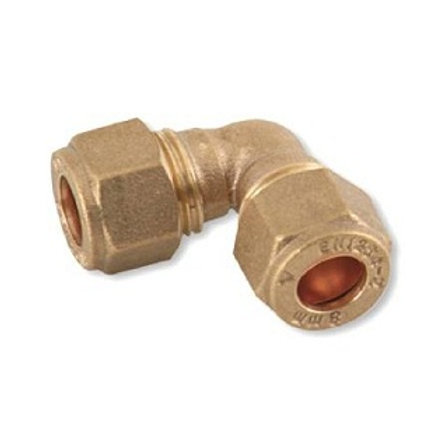 Compression fitting - Elbow