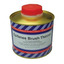 Epifanes Paint & Varnish Brush Thinner