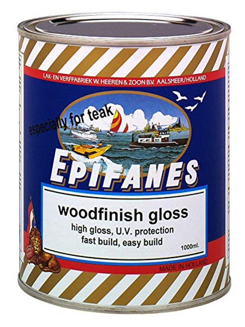 Epfanes Woodfinish Gloss