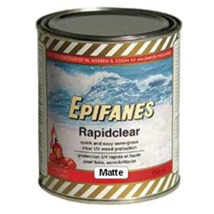 Epifanes Rapidclear Matte