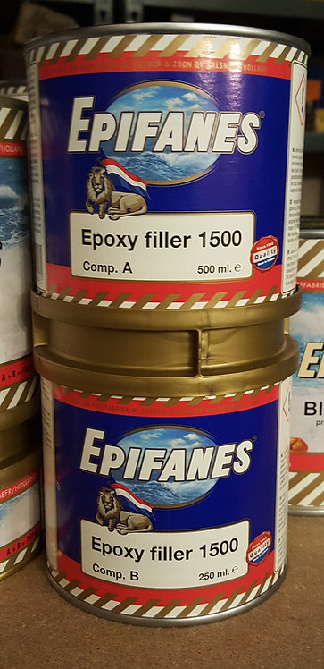 Epifanes Epoxy Filler 1500