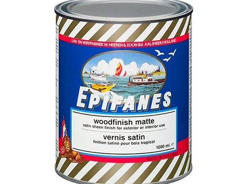 Epfanes Woodfinish Matte