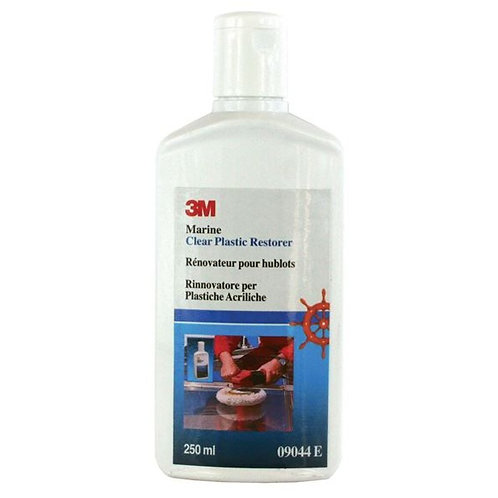 3M Marine Clear Plastic Restorer 250ml