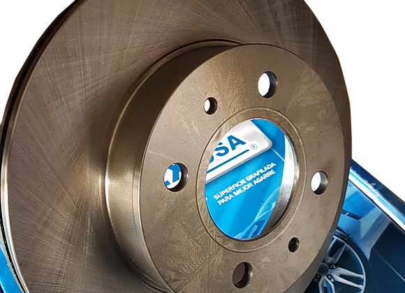 Disco de freno para Hyundai ATOS - i10