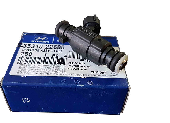Inyector de combustible para Hyundai ATOS/Verna