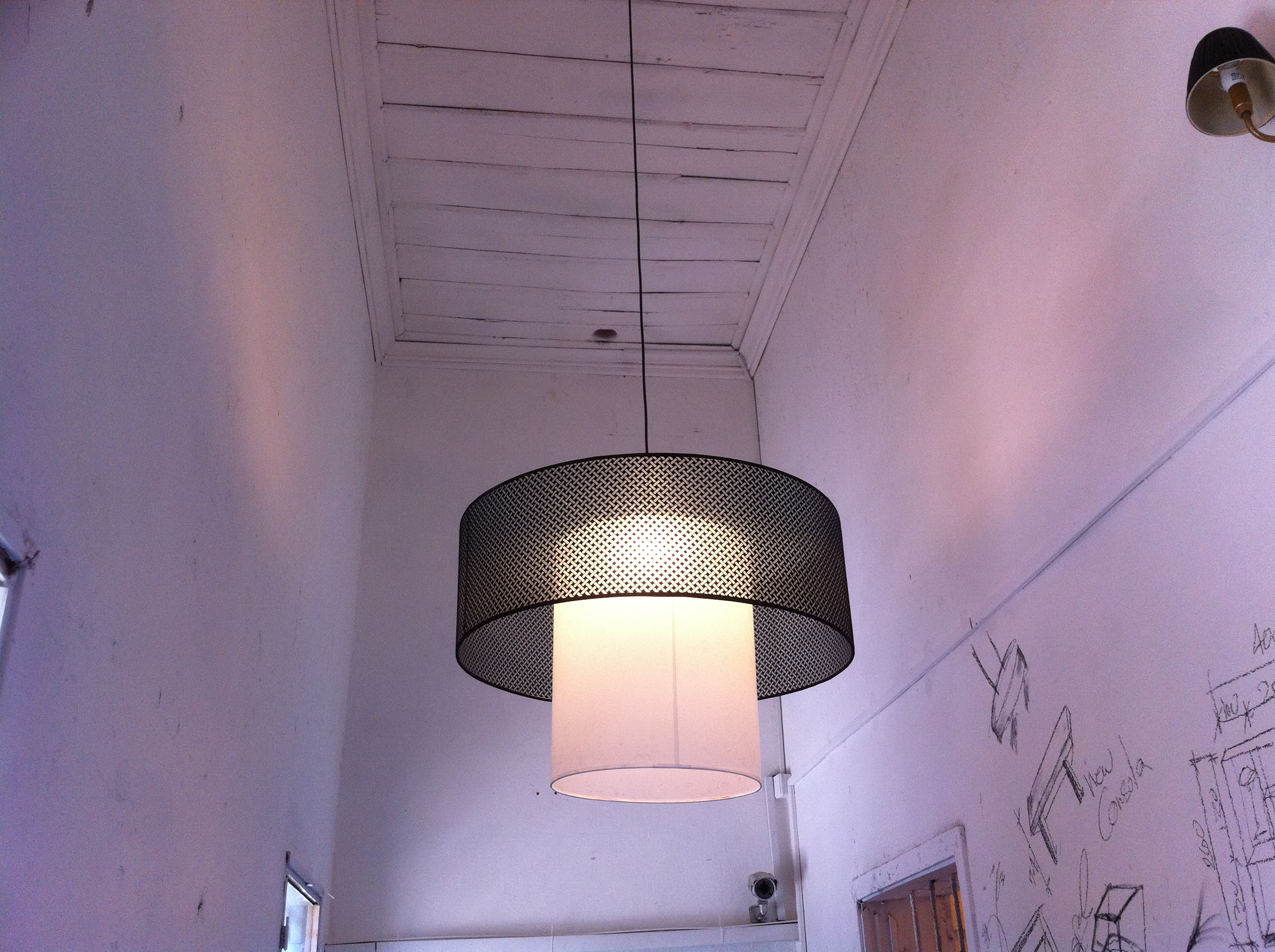DB Lamp Shade