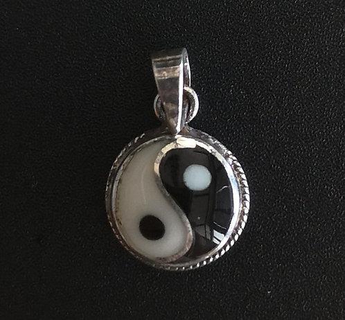 Pendentif pour bracelet Yin Yang