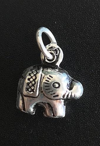 Pendentif éléphant