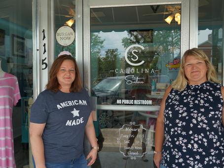 Carolina Sisters: Monograms and More!