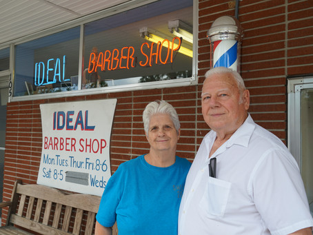Ideal Barber Shop: Built from Love