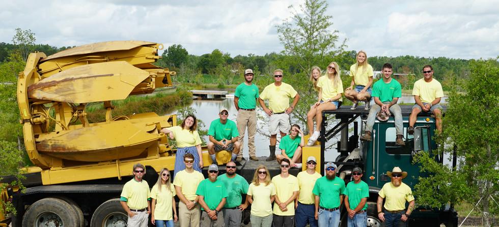 Penderlea Farms Crew
