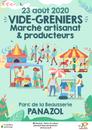 Marché Artisanat et Producteurs - Vide Grenier