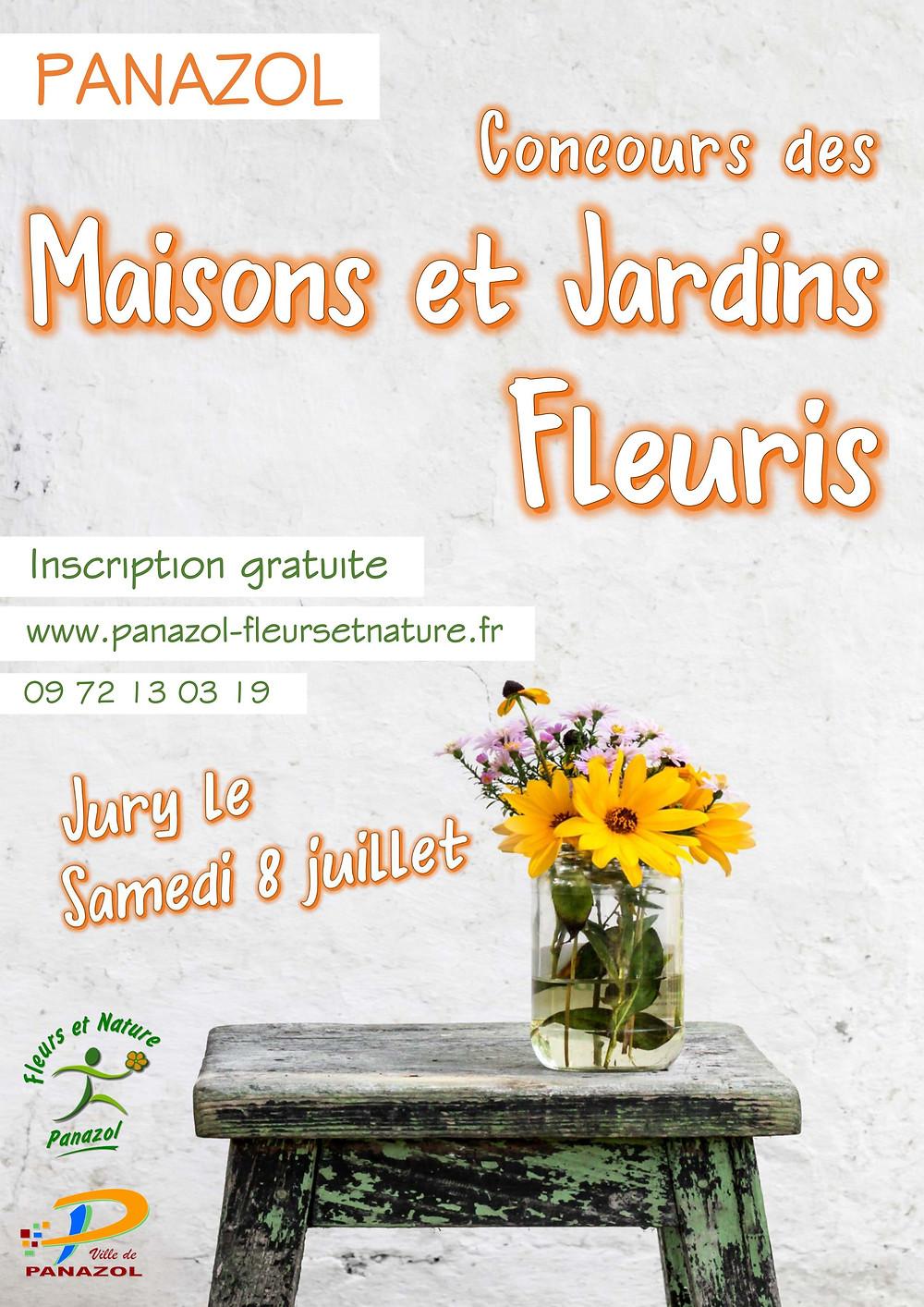 Concours des Maisons Fleuries 2017 : n'hésitez pas à partager votre passion des fleurs et du jardinage. L'inscription est gratuite.