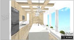 Neil Alan Designs - San Diego Interior Design - HARBOR CLUB #3705 KITCHEN A.jpg