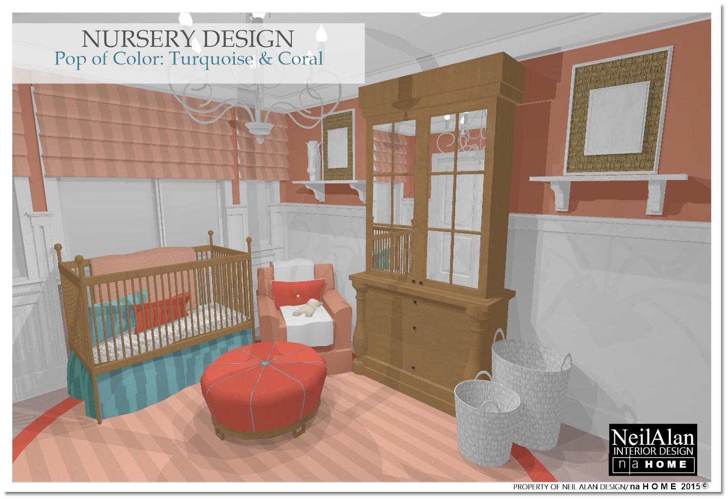 Neil Alan DesignsNursery Pop of Color.jpg