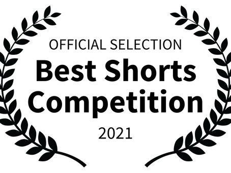 Eye & the Oracle web series announced as an Official Selection in the Best Shorts Competition 2021.