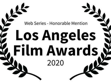 Eye & the Oracle wins Festival Awards at the IndieFest Film Awards and LAFA 2020.