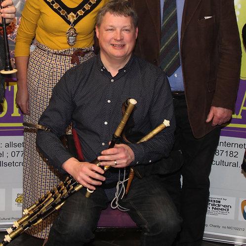 Uilleann Pipes with Paul Mckernan