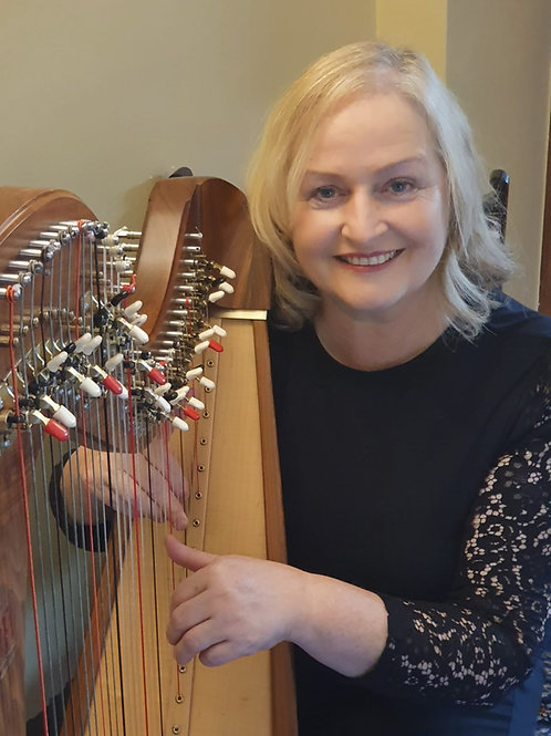 Harp Class with Caroline Hendron