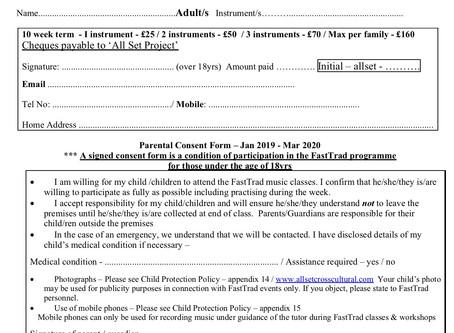 Third Term Enrolment