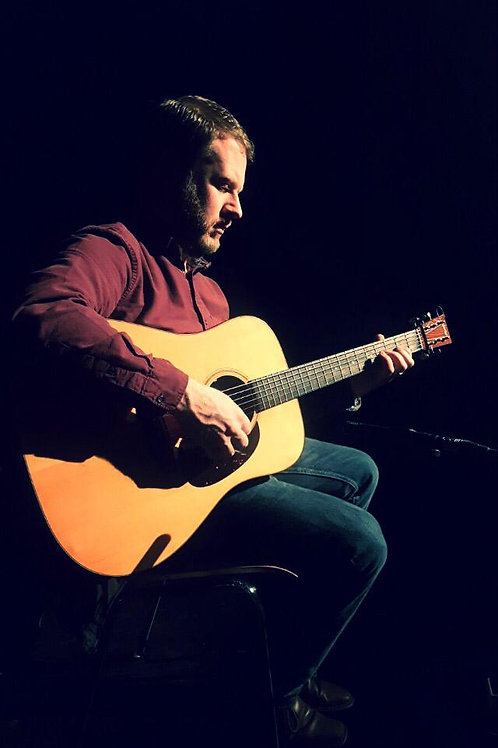 Guitar with Gerard Thompson