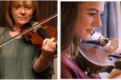 Fiddle Classes  All Levels with Patricia Vallely & Niamh McGrane
