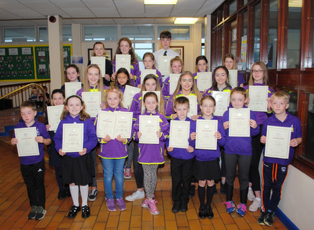 Students Success in LCM Exams