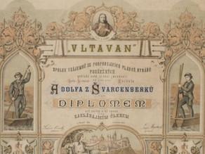 "150 years since formation of ""Vltavan"" Association in Prague"