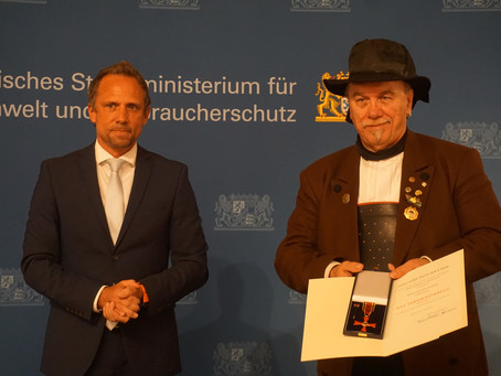 Günther Wohlrab Mit Bundesverdienstkreuz Ausgezeichnet