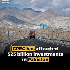 $25bln Invested In Pakistan Since CPEC Launched 7 Years Ago: Chinese Foreign Ministry