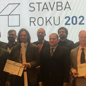 Titul Stavba roku 2021 získalo 10 staveb The title Construction of the Year 2021 was awarded
