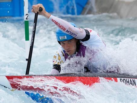Olympia: Tschechien holt die ersten zwei Medaillen in Tokio