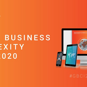 TMF: The Global Business Complexity Index 2020