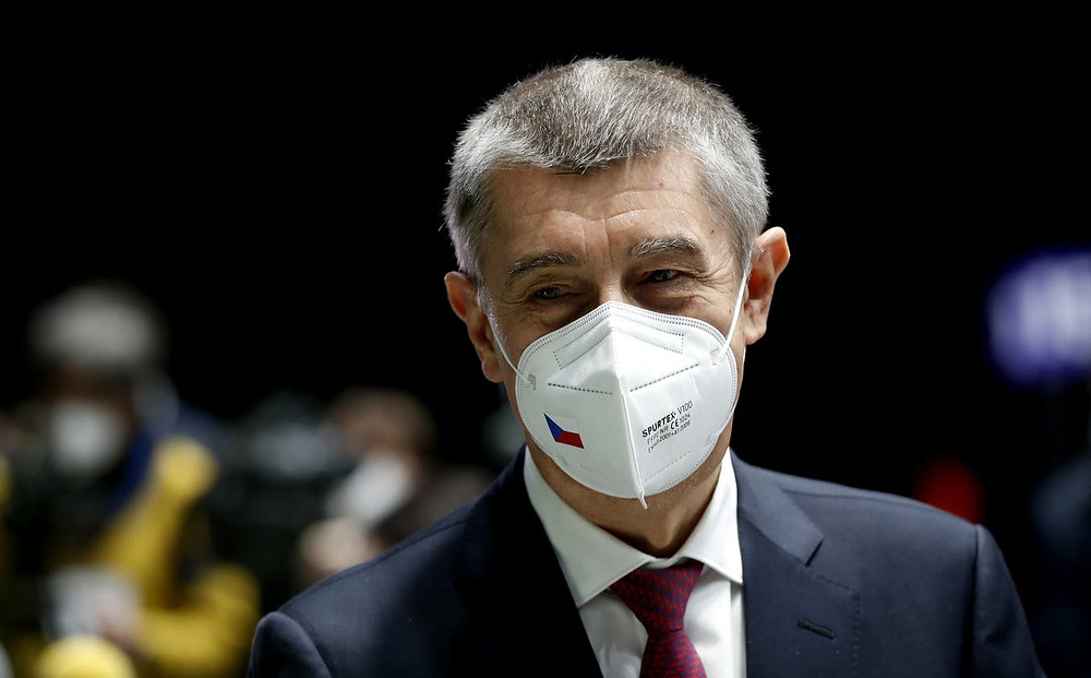 Der tschechische Premierminister Andrej Babis gerät immer mehr unter Druck.